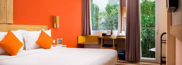 Deluxe room with Extra Bed The ONE Legian Hotel Badung (badung)