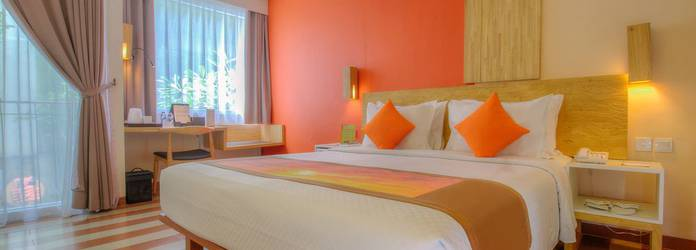 Interconnecting Deluxe The ONE Legian Hotel Badung (badung)