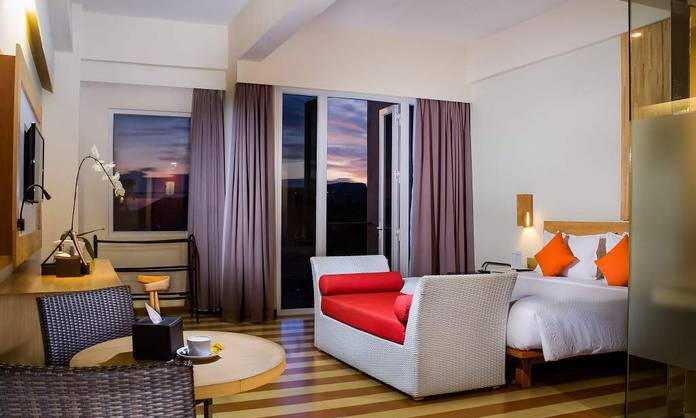 Deluxe Suite The ONE Legian Hotel Badung (badung)
