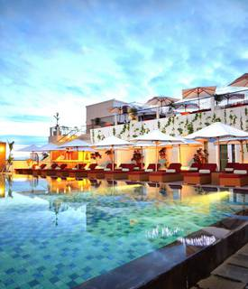 Restaurants The ONE Legian Hotel Badung (badung)