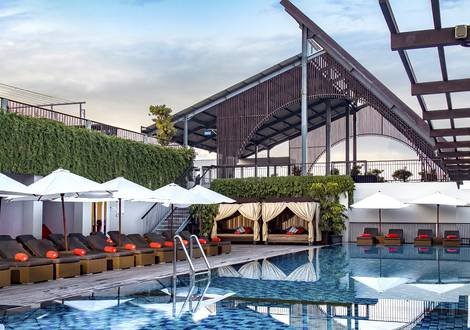 Swimming Pool - The ONE Legian Hotel