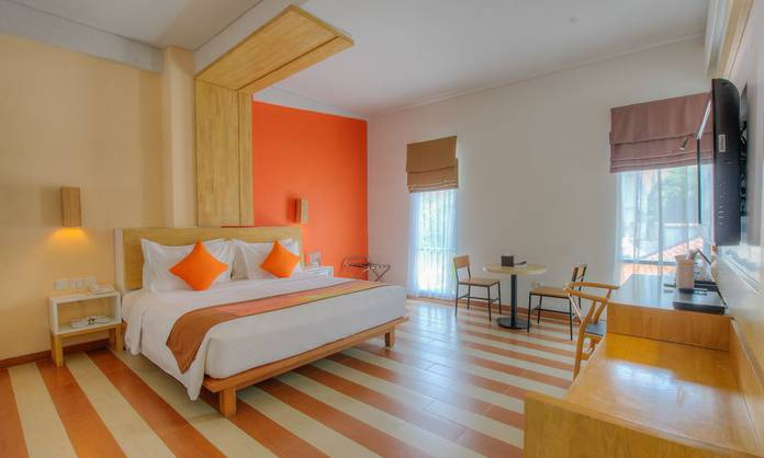 Deluxe Family The ONE Legian Hotel Badung (badung)